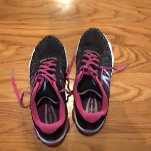 new balance fantom fit running shoes